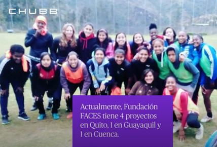 CHUBB promueve la responsabilidad social en sus colaboradores