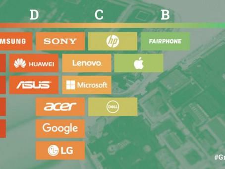¿Qué están haciendo las empresas de electrónica para reducir su impacto?