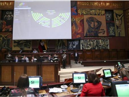 Asamblea Nacional del Ecuador reafirma compromiso con la Agenda 2030 y objetivos de Desarrollo Soste