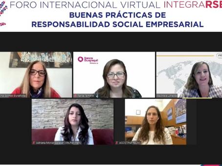 CERES participó en Foro Virtual Internacional INTEGRARSE
