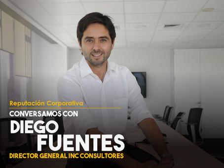 Conversamos con Diego Fuentes, Director General de INC Consultores