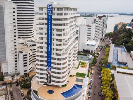 PRODUBANCO financió el primer Edificio Verde de Guayaquil