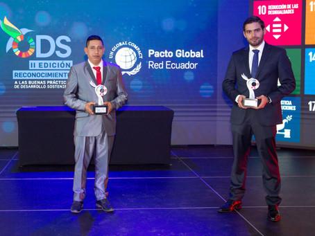 LUNDIN GOLD recibió reconocimiento a las buenas prácticas de Desarrollo Sostenible