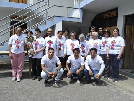 MODERNA ALIMENTOS S.A. felicita a los voluntarios en su día