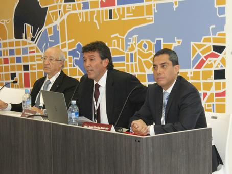 Mutualista Pichincha participó en una conferencia en HABITAT III en representación de las entidades