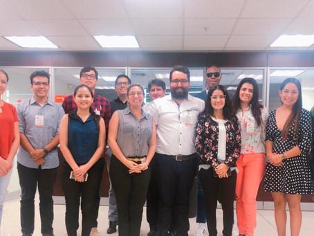CERES realizó taller de RSS para Comunicadores en Guayaquil