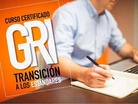 CERES lanza Curso Certificado GRI de Transición a Estándares