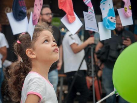 """Aldeas Infantiles SOS Ecuador lanzó campaña """"Historias a Medias"""""""