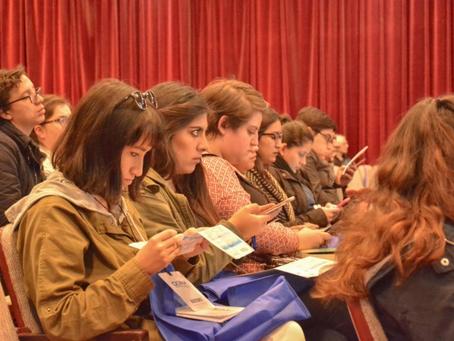 CERES participó en CICOM 2018: Un encuentro entre la academia y la empresa