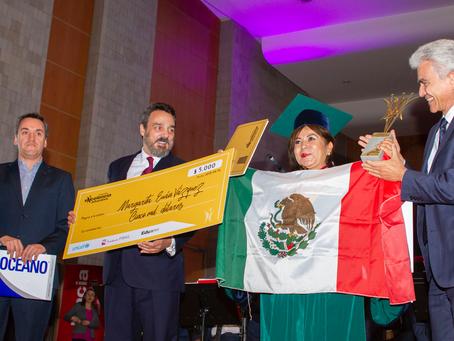 Un cuencano y una mexicana son los ganadores del Concurso de Excelencia Educativa de FIDAL