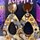 Thumbnail: Retro 70s earrings