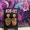 Thumbnail: Rose Gold Acrylic Skulls
