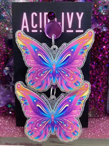 Neon Butterflies 🦋 2.0 & 3.0