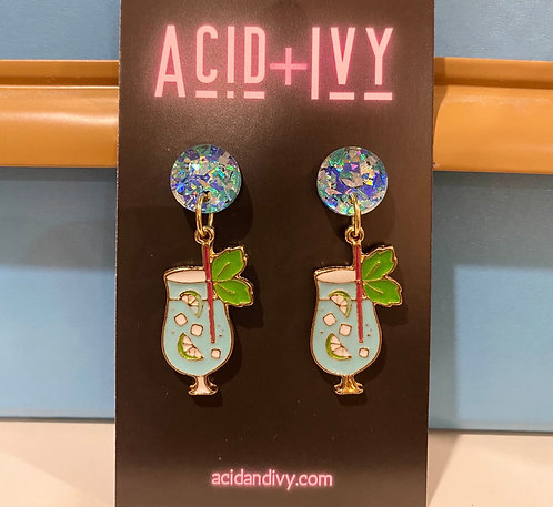 Mojitos Earrings