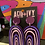 Thumbnail: Purple Glitter XL Rainbow Dangles