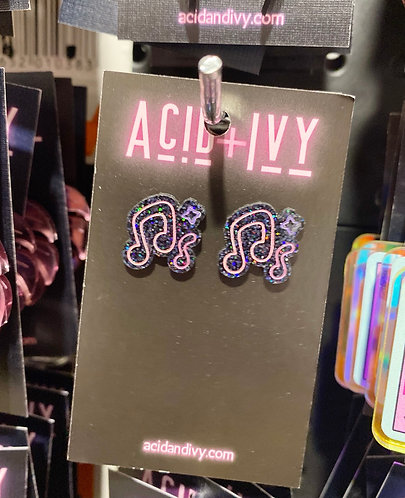 Holographic 🎼Music Studs