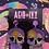 Thumbnail: XXXXL Violet Crumble Resin Skulls