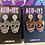 Thumbnail: Mirrored Acrylic Skulls 30mm