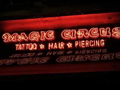 MAGIC CIRCUS, l'art d'être belle aujourd'hui
