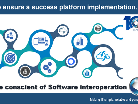 Be Conscient of Software Interoperation