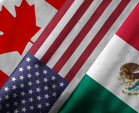 NearShore America Canda, USA and Mexic