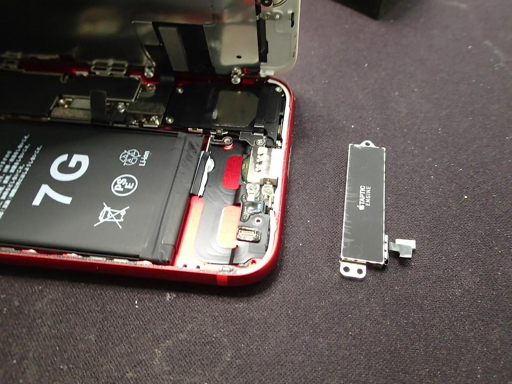 2回目のバッテリー交換はバイブモーターを外したほうが作業効率が良い
