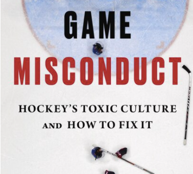 BOOK LAUNCH: Game Misconduct- Quoted by Saroya Tinker