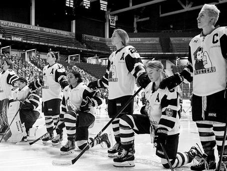 The Players' Tribune: Why The Black Girl Hockey Club Matters -By Saroya Tinker