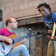 Jonathan Preiss & Adriano Adewale