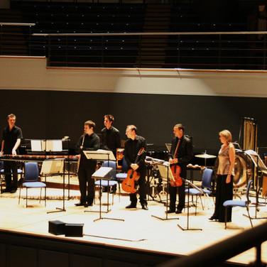 Warehouse Ensemble, (Cond. Edwin Roxburgh)