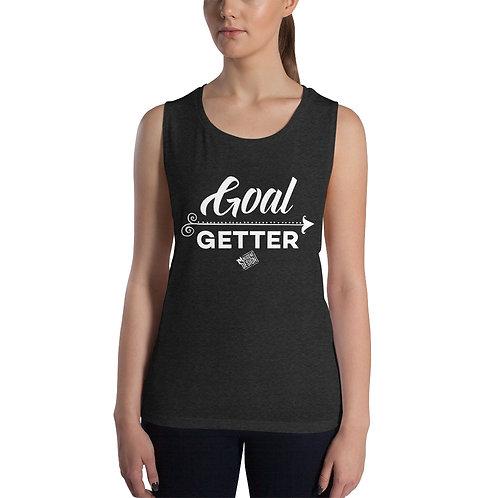 Goal Getter Muscle Tank