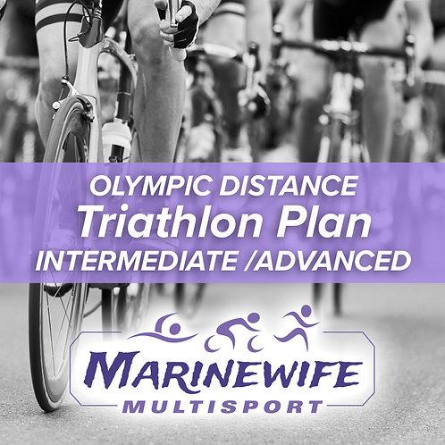 Triathlon Training Plan - Olympic Distance - Advanced