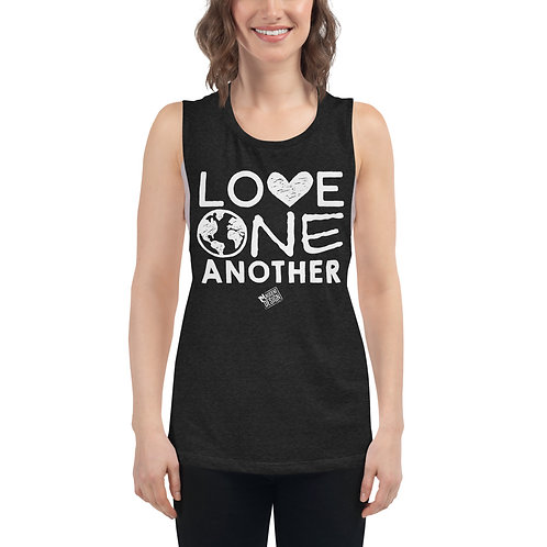 Love One Another Muscle Tank