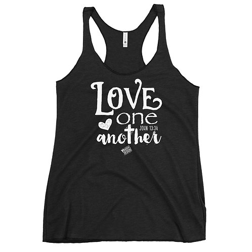 Love One Another Tank (cross)