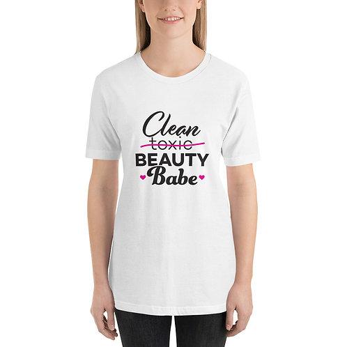 Clean Beauty Babe T-shirt