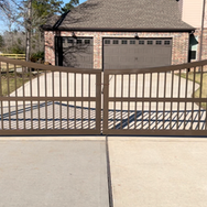 Custom Double Metal Gate