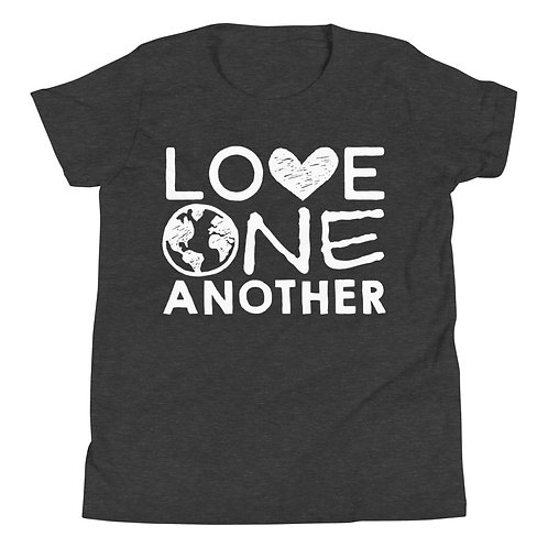 Love One Another T-shirt for Kids