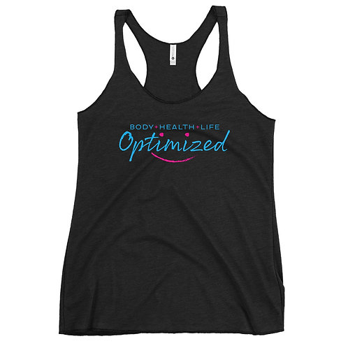 Body Health Life Optimized Dark Tank