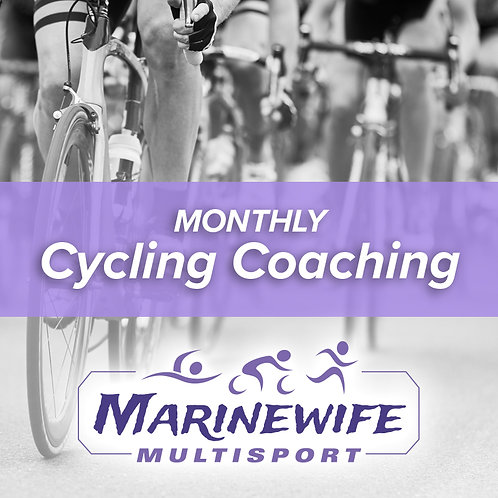 Monthly Cycling Coaching