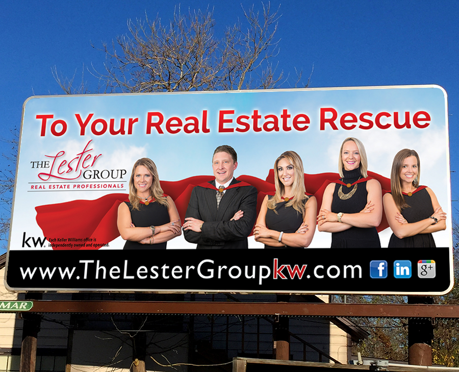 Billboard Design - Real Estate