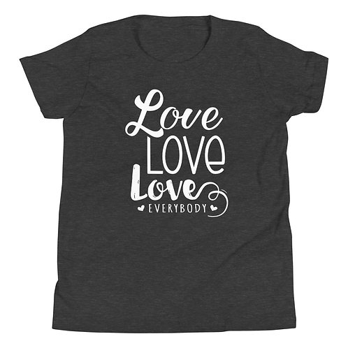 Love Everybody T-shirt for Kids