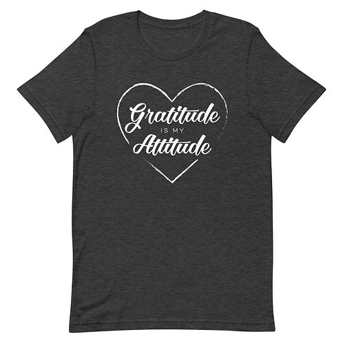 Gratitude is my Attitude T-shirt