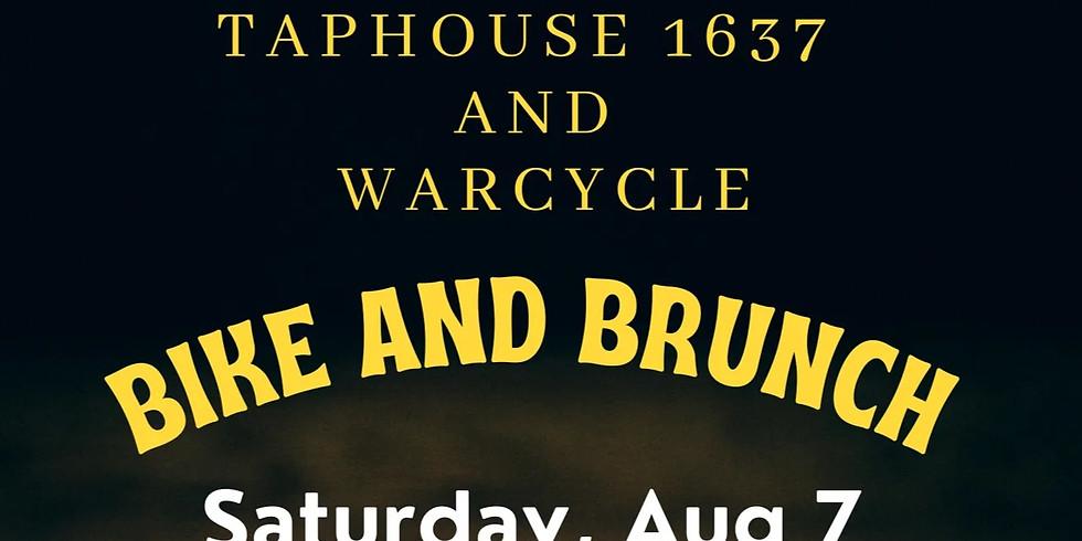 Bike -n- Brunch (10:45 am) - Tap House 1637
