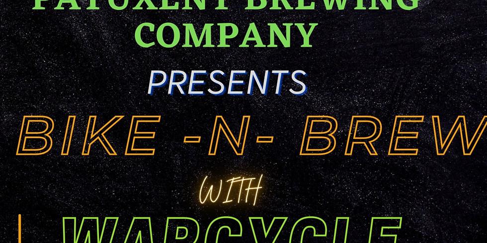 Bike -n- Brew (12:00 pm) - Patuxent Brewing Company