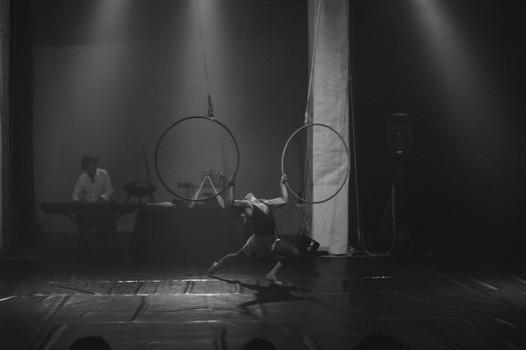 ICÚ x Contemperary Circus