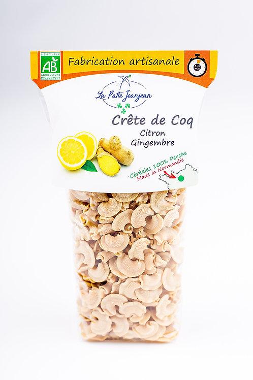 Pâtes Crête de Coq - Citron Gingembre