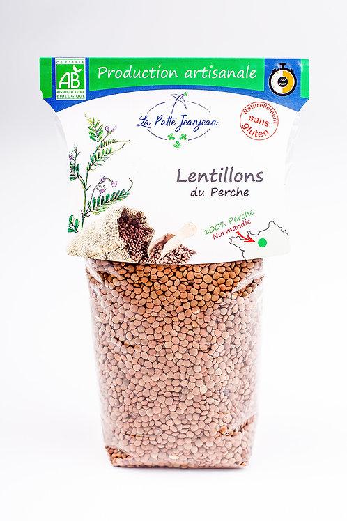 Lentillons Bio