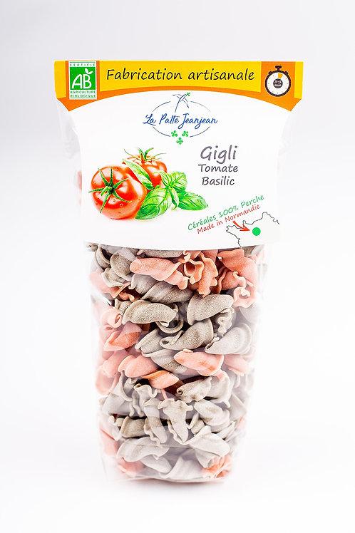 Pâtes Gigli - Tomate Basilic