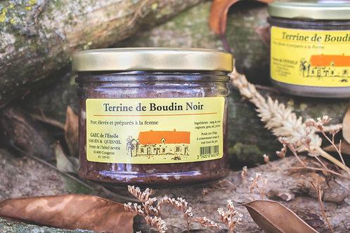 Terrine de Boudin Noir