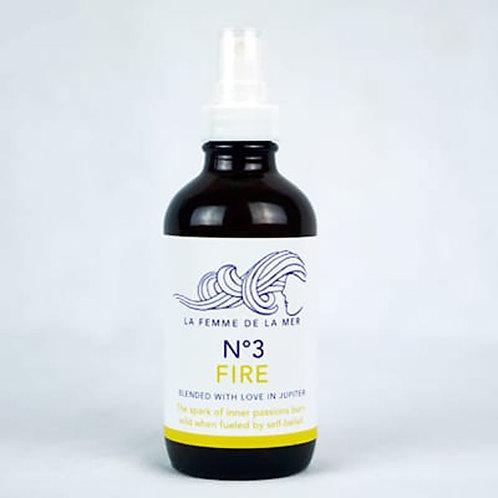 N°3 FIRE – CENTER – Chakra Mist 4 fl oz. / 120ml